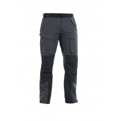 Spodnie wędkarskie szare 962