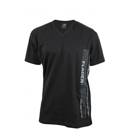 T shirt Retro-v/ krótki rękaw