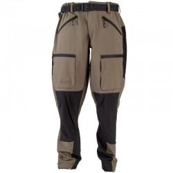Spodnie Fladen 2.5 strecz brąz